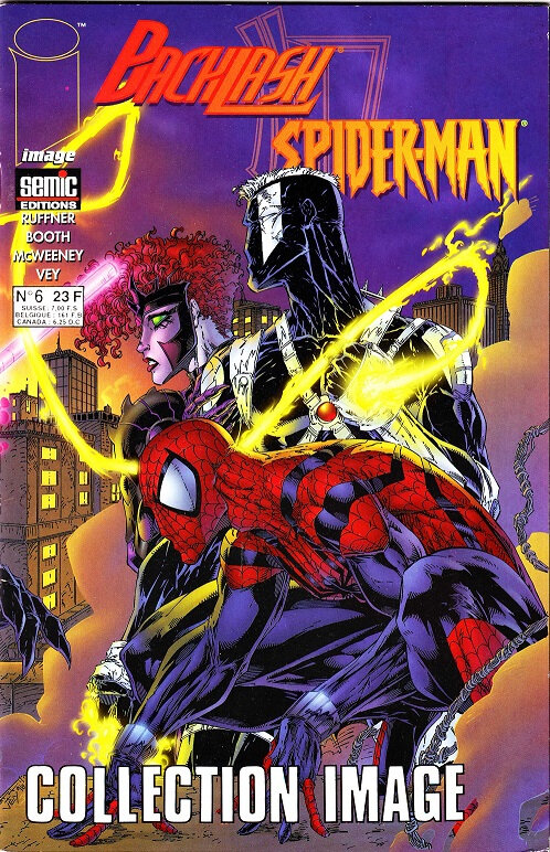 semic collection image 06 backlash spiderman