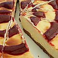Cheese-cake the last