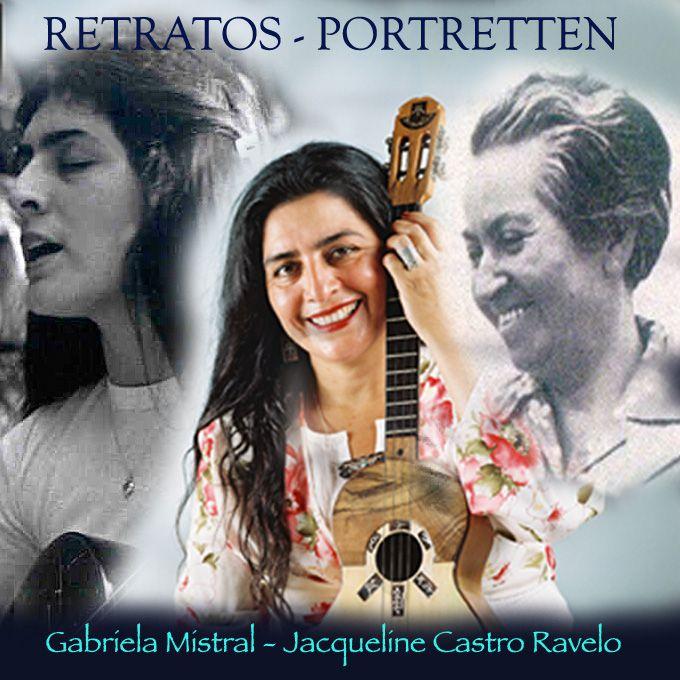 Uitnodiging Op 23 september 2012 is de feestelijke presentatie van de CD Retratos – Portretten.