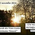 AUDREGNIES le 23/11/2014
