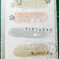 Petites cartes anniversaires