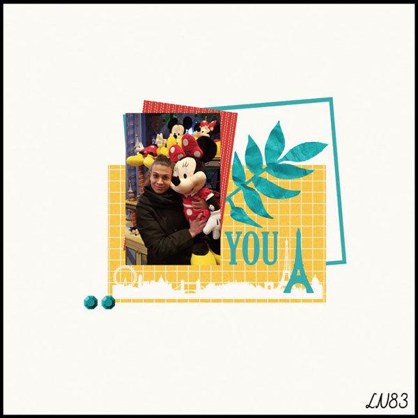 LN83-you-O & Mickey