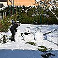 Famille snow par rachel