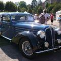 DELAHAYE 135M coach Guilloré 1937 Saverne (1)