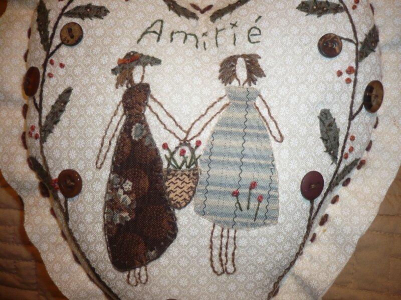 Noël 2009 - Pour Anne Catherine