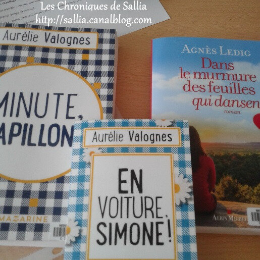 lectures juin
