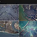 Th pesquet : cities from space