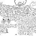 Plaine de moutons