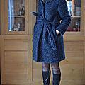 L'année de la veste n°5, le manteau