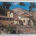Saint Guilhem le désert - abside et absidioles