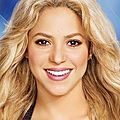 Shakira diffuse le single nada sur la toile