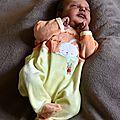 Raphael de sheila mrofka, reborn baby