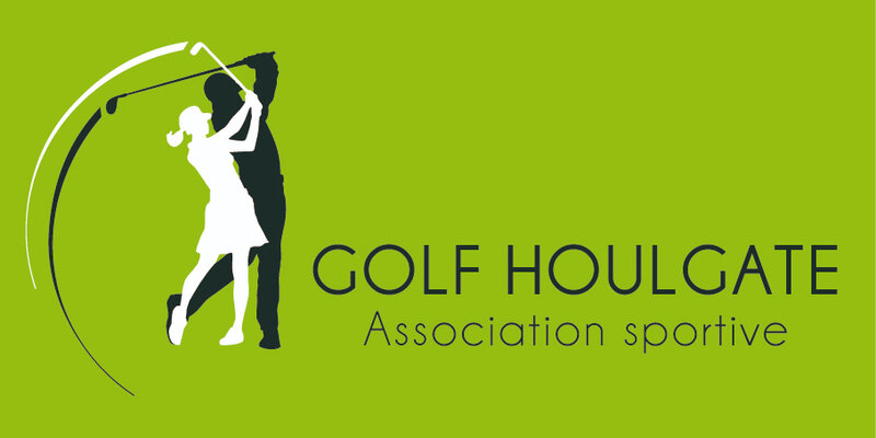 logo GOLF vert