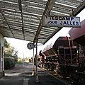 Viescamp-sous-Jallès (Cantal - 15) Quai