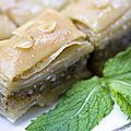 Daring bakers: from phyllo to baklava
