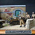 WW II Allemand : Théatre d'opération méditerranéen (2 dios)