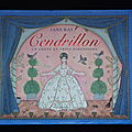 Cendrillon de Jane Ray