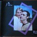 Scrapbook pour Petra - Les amoureux