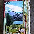 Mon art journal semaine 5 une photo à peindre