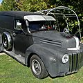 Ford panel delivery 1942-1947