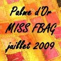 Election de miss fbag juillet 2009 !