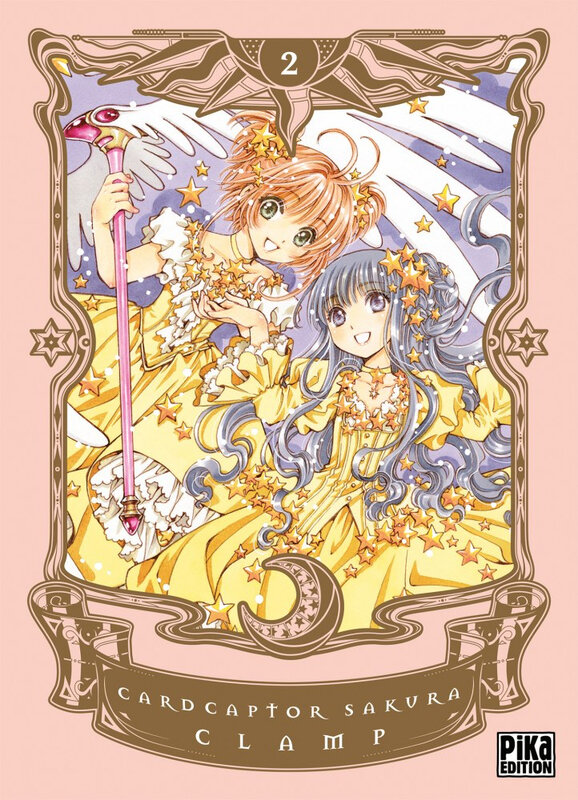 card captor sakura volume 2