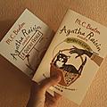 Agatha raisin, la miss marple du xxième siècle !