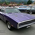 Dodge charger r/t 440 hardtop coupe-1970