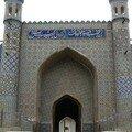 Entrée du palais de Koudayar Khan à Kokand