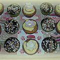 Cupcakes du jour...