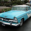 Plymouth belvedere v8 club coupe - 1955