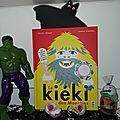 Le kieki des monstres