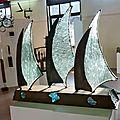 La sculpture en liberté 3. le verre