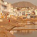 Puchkar, la ville des hippies des annees 70
