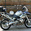 86 avec la 1200 BMW