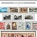 France - vignettes - regions-villes (239 pièces).