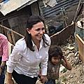 Vénézuela: maria corina machado à indigné jusque dans son camps en utilisant la pauvreté pour se promouvoir