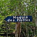 Moux-en-Morvan maquis des Fiottes (58)