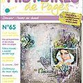 Histoires de pages n°65 hiver 2016