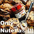 Rappel concours nutella only ....