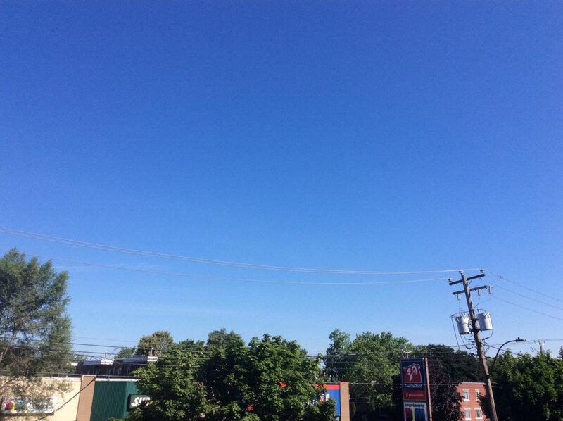 ciel du 5 juillet 2018