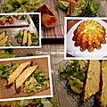 Mille feuilles - gâteau de pomme de terre pratique et bon