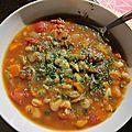 Le tour du monde des soupes #9
