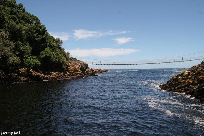 Pont suspendu de storms river