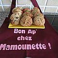 Cookies au son d'avoine miel d'acacia et pépites de chocolat