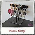 Petit rangement pour bracelets (bracelet storage)