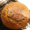 Gâteau de la St Patrick vu d'en haut