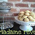 Madeleines (recette tupperware)