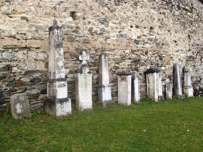 Près du monastère de Studenica