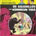 Snoe en Snolleke - DE SIGARILLOS VAN KONINGIN THIA (2)